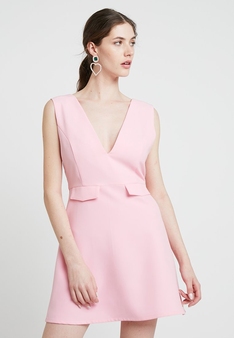 Résumé - MILLE DRESS - Freizeitkleid - pink