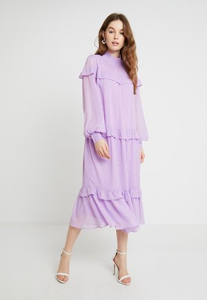 MYRA DRESS - Maxi šaty - lilac