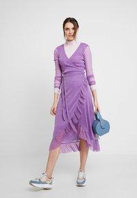 Résumé - NADIA DRESS - Denní šaty - lilac - 1