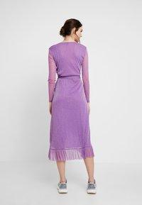 Résumé - NADIA DRESS - Denní šaty - lilac - 2