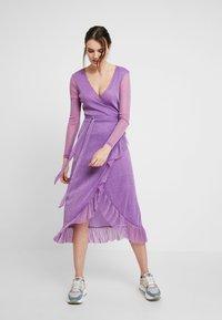 Résumé - NADIA DRESS - Denní šaty - lilac - 0