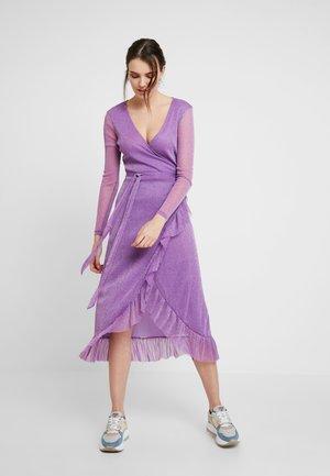 NADIA DRESS - Day dress - lilac