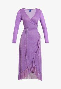Résumé - NADIA DRESS - Denní šaty - lilac - 4