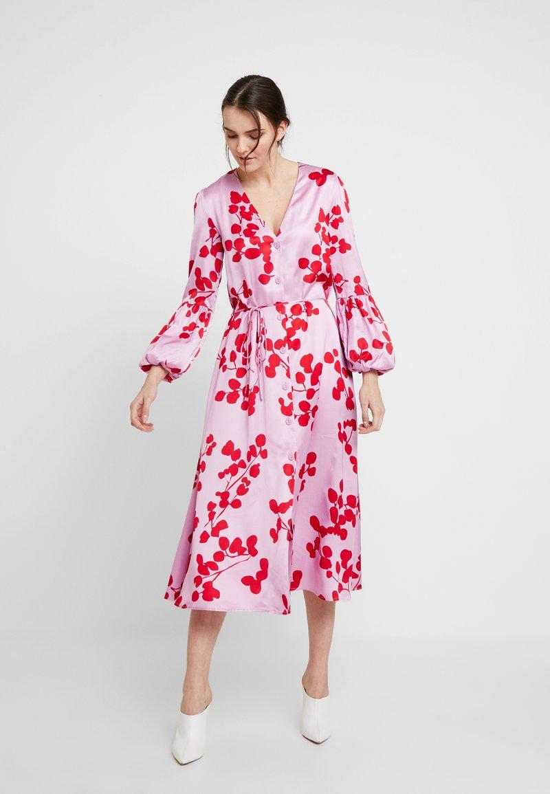 Résumé - NATALIA DRESS - Robe longue - lilac