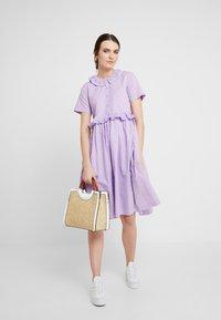 Résumé - NOA DRESS - Denní šaty - lilac - 1