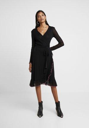 ORSANA DRESS - Vapaa-ajan mekko - black