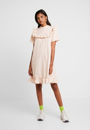 ORABELLA DRESS - Vapaa-ajan mekko - beige