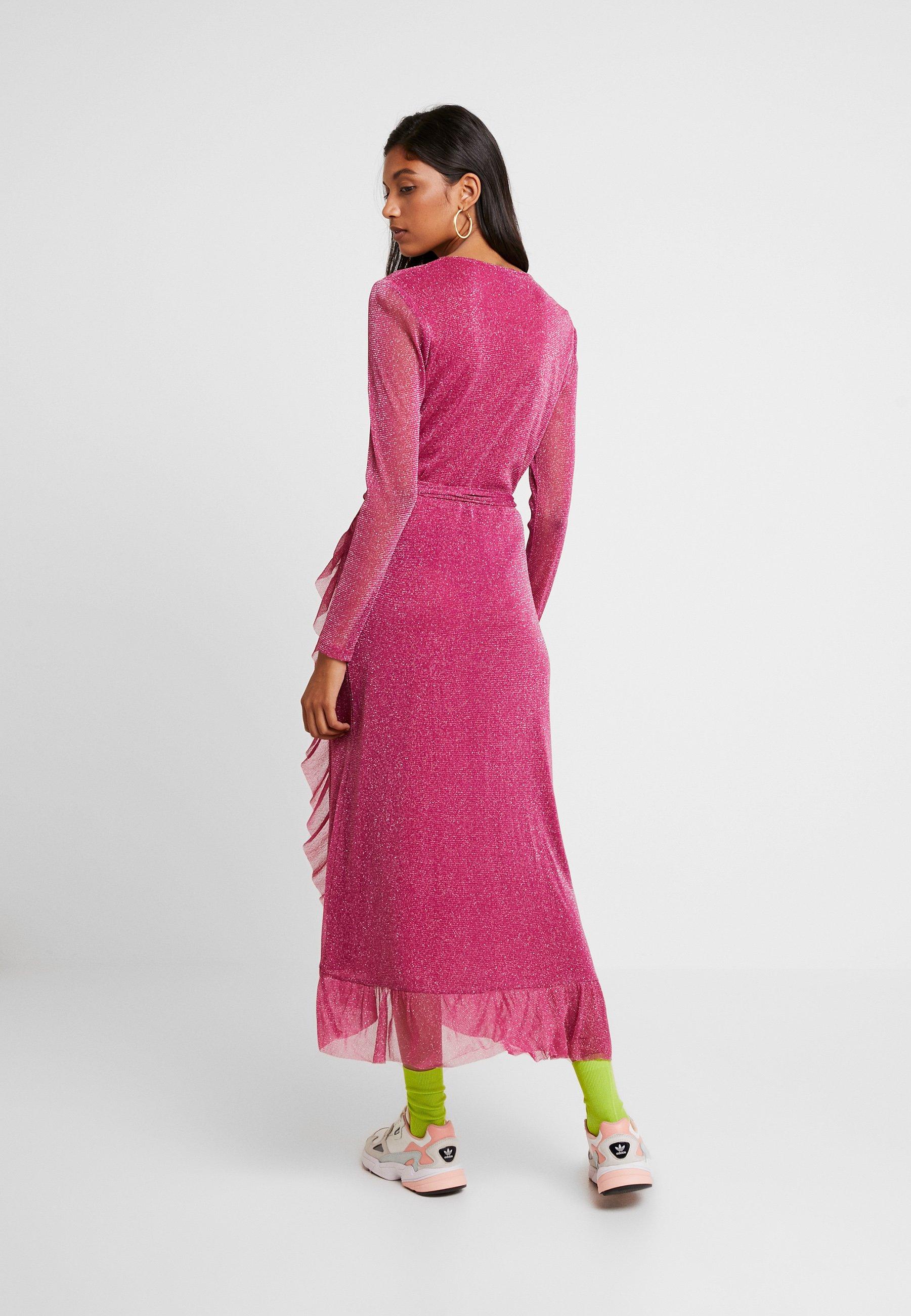 Résumé Robe de soirée - rose sorbet