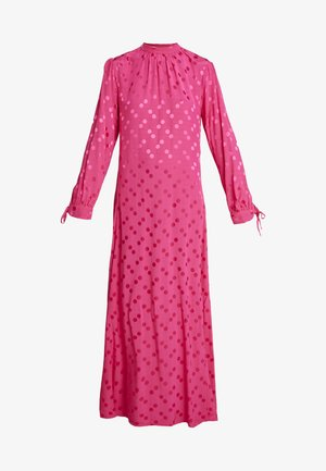 PORTIA DRESS - Maxikleid - cosmo pink