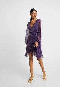 Résumé - ROSE DRESS - Denní šaty - purple - 2