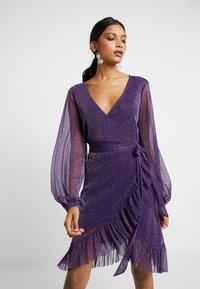 Résumé - ROSE DRESS - Denní šaty - purple - 0