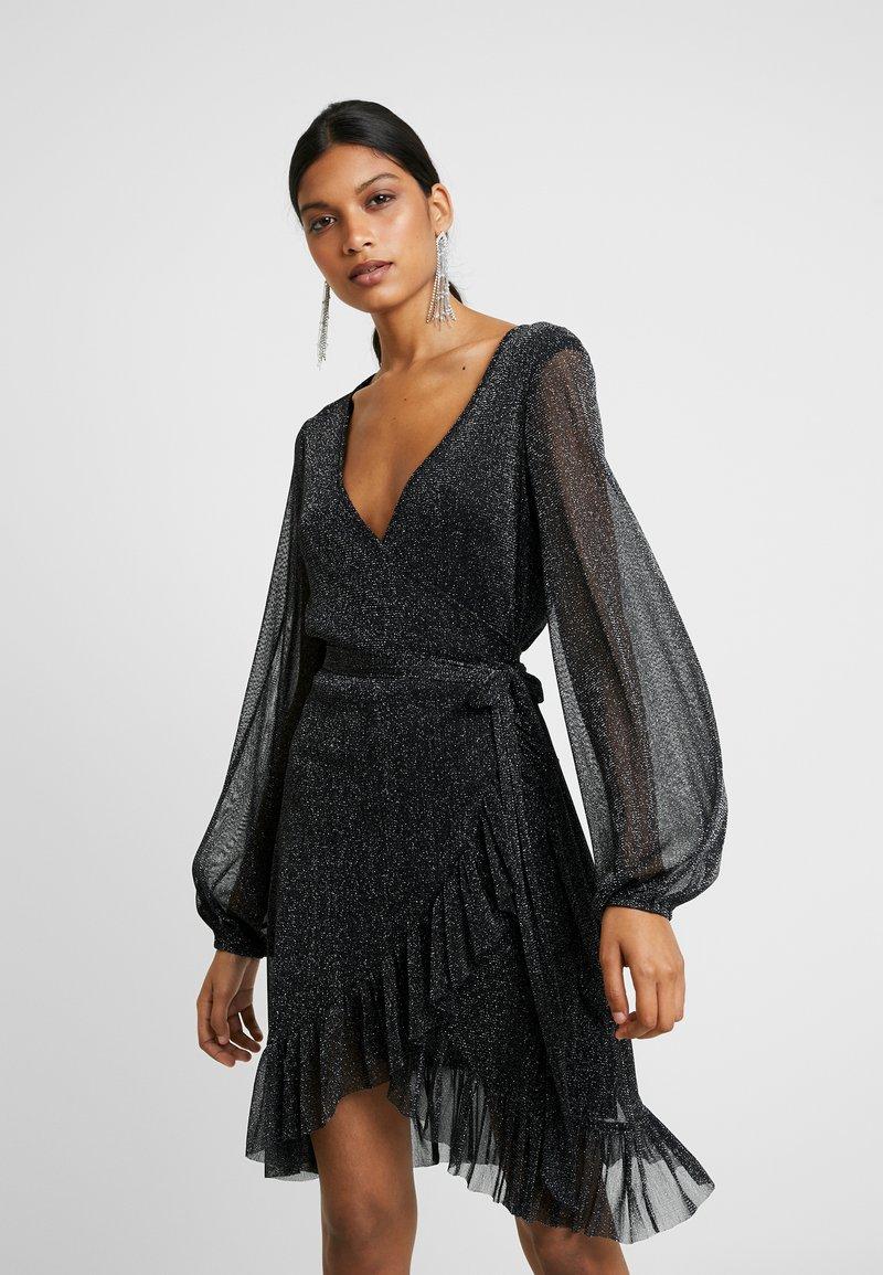 Résumé - ROSE DRESS - Vestito estivo - black