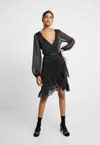 Résumé - ROSE DRESS - Vestito estivo - black - 2