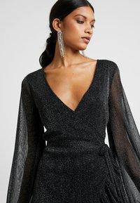 Résumé - ROSE DRESS - Vestito estivo - black - 5