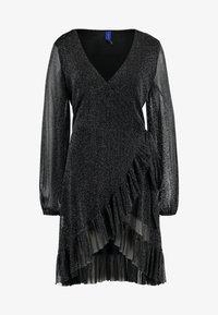 Résumé - ROSE DRESS - Vestito estivo - black - 4