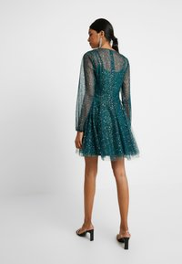 Résumé - REX DRESS - Day dress - forest green - 3