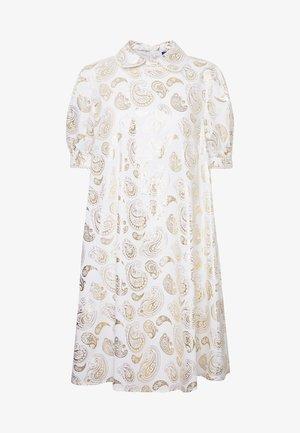 TALYA DRESS - Day dress - white