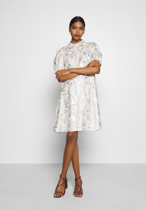 TALYA DRESS - Day dress - white