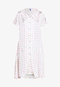 Résumé - TEDDY DRESS - Day dress - white - 4