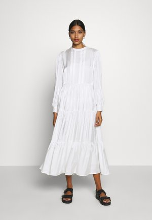 TALA DRESS - Denní šaty - white