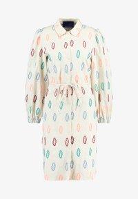 Résumé - SOLA DRESS - Shirt dress - sand - 3