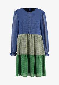 Résumé - SOPHIA DRESS - Skjortekjole - blue - 3