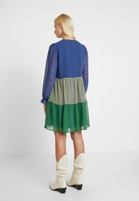 Résumé - SOPHIA DRESS - Skjortekjole - blue - 2