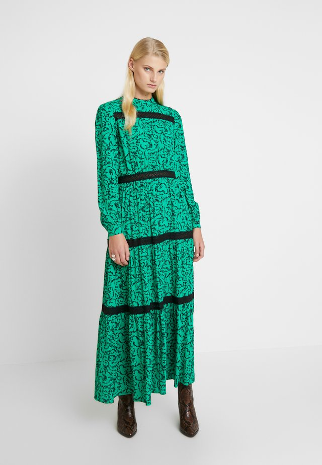 SCARLETT DRESS - Maxikjole - green
