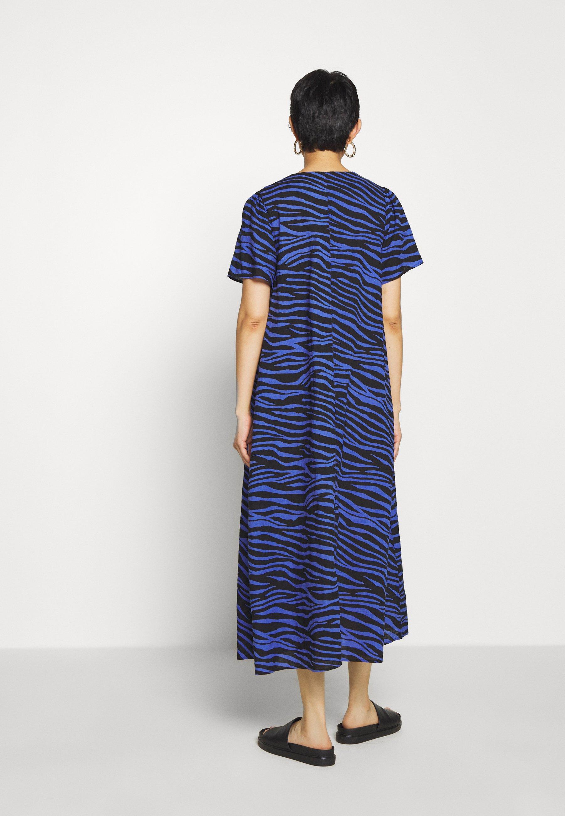 Najtańsze Duża obniżka Résumé UMANI - Sukienka letnia - crown blue   Odzież damska 2020 jP4o6