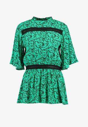 SELENA BLOUSE - Camicetta - green