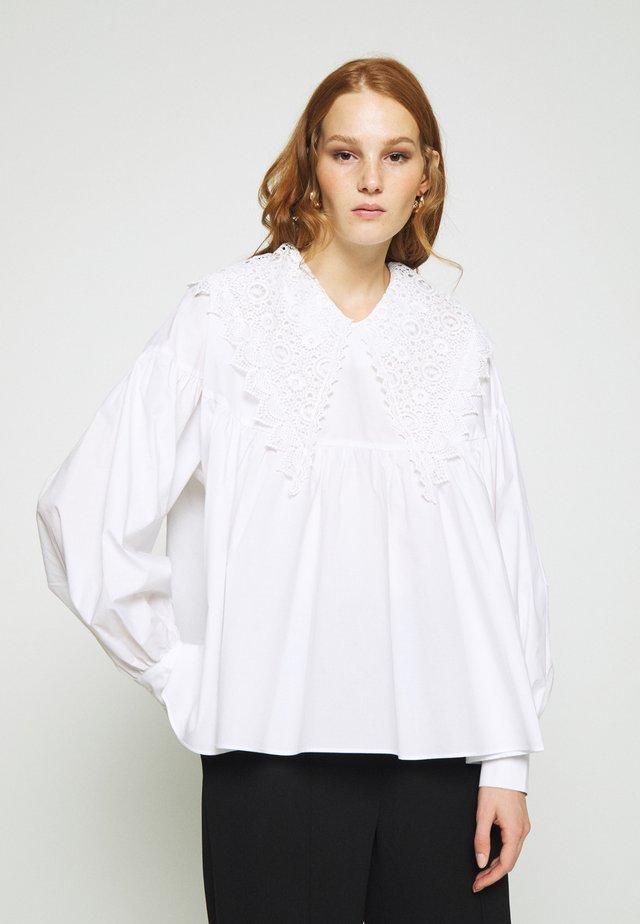 VALERY - Bluse - white