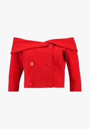 LINA - Blazer - red