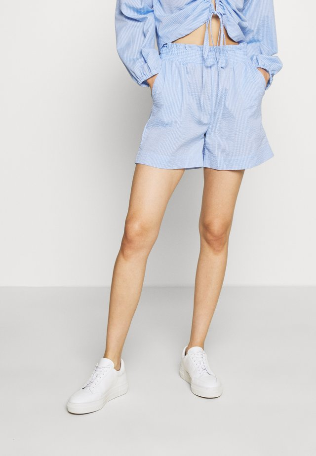 USHER - Shorts - sky