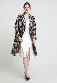 Résumé - MARY - Zimní kabát - pink - 1
