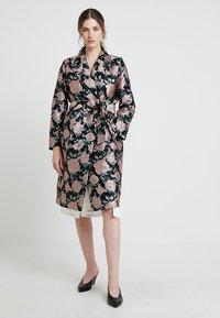 Résumé - MARY - Zimní kabát - pink - 0