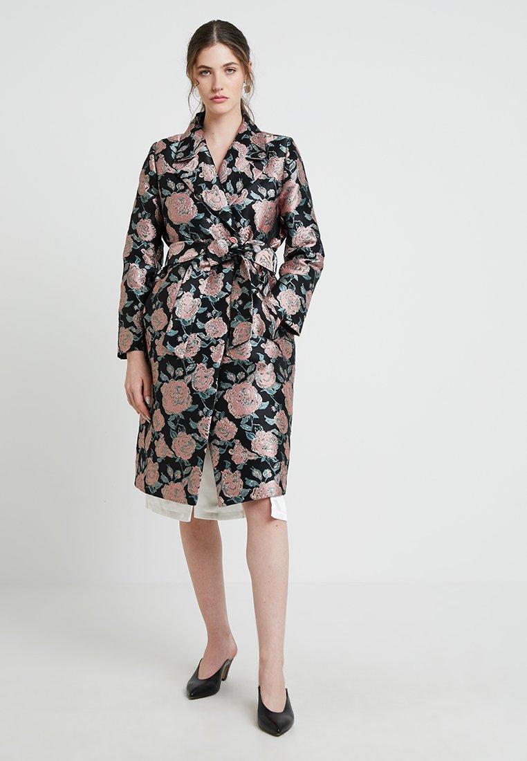 Résumé - MARY - Zimní kabát - pink