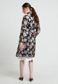 Résumé - MARY - Zimní kabát - pink - 2
