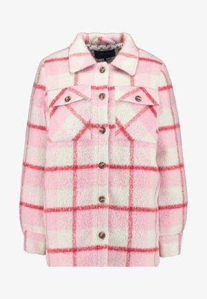 PINJA - Zimní bunda - cosmo pink