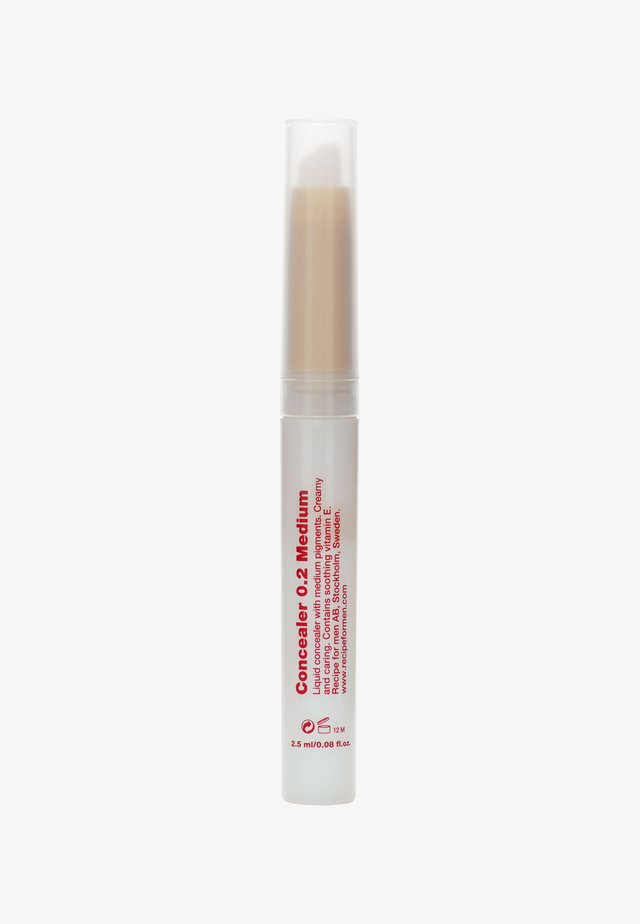 CONCEALER 2.5ML - Øjenpleje - 0.2 medium
