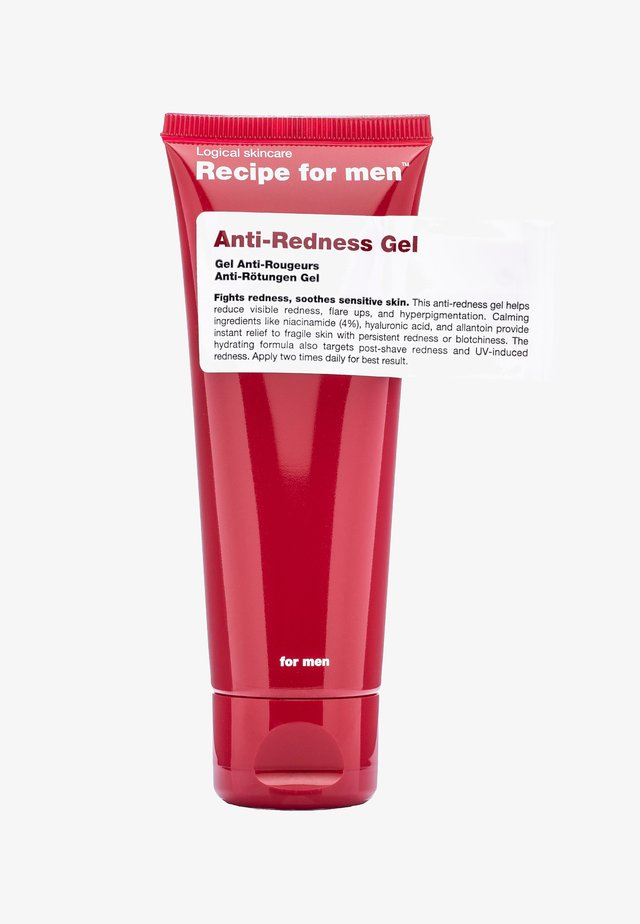 ANTI-REDNESS GEL - Dagkräm - -