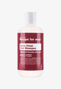 Recipe For Men - DEEP CLEAN HAIR SHAMPOO 250ML - Shampoo - - - 0
