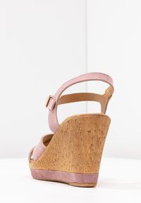 RE:DESIGNED - ULRIKA - Korolliset sandaalit - lavender - 5