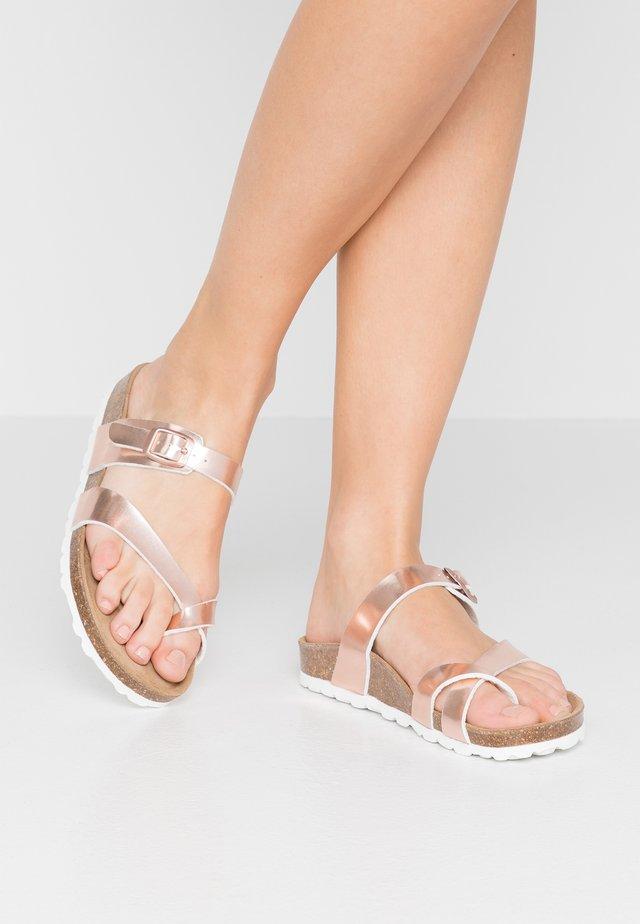 MACI - Pantofle - rose