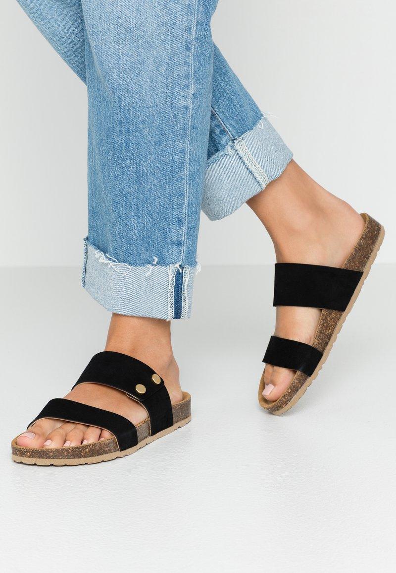 RE:DESIGNED - MEO - Pantofle - black