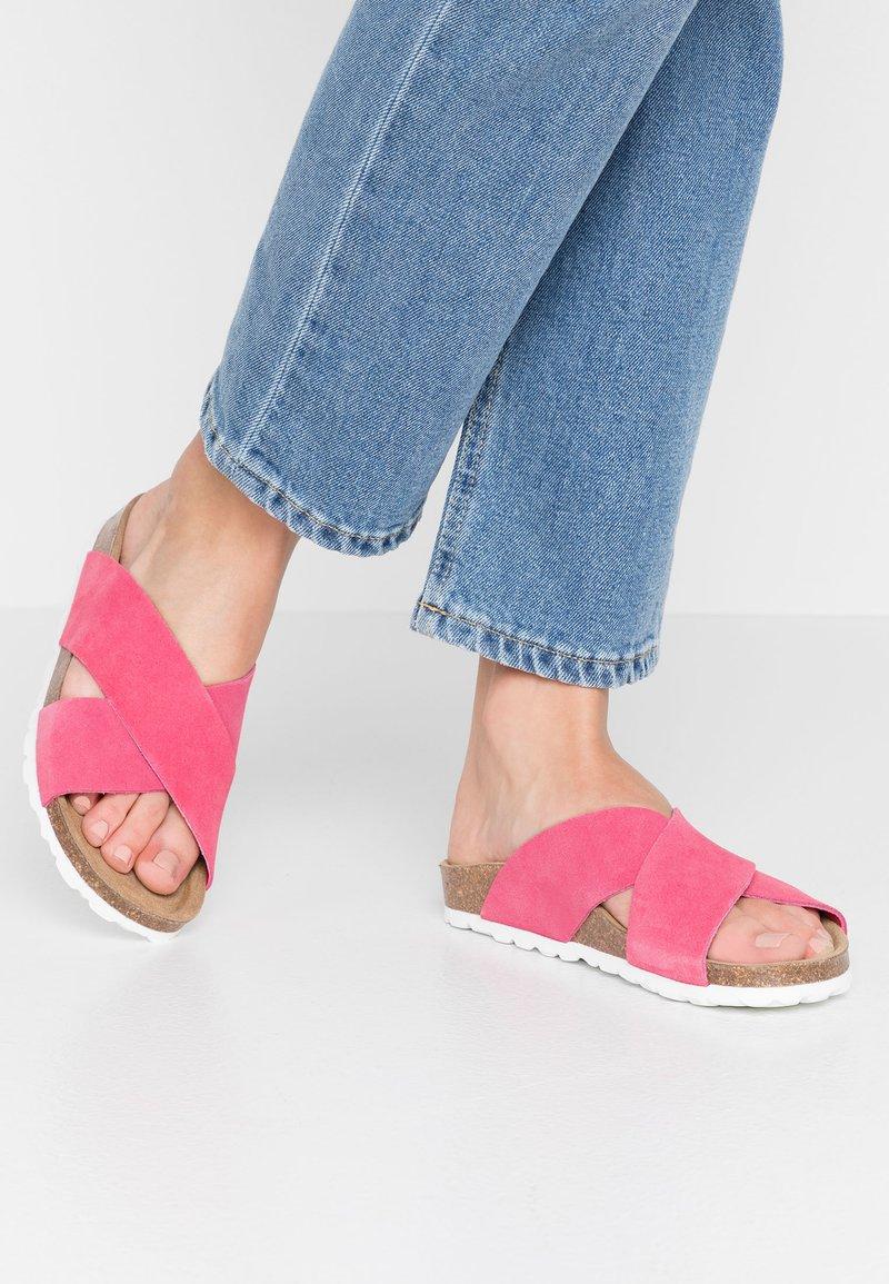 RE:DESIGNED - NALA - Mules - pink