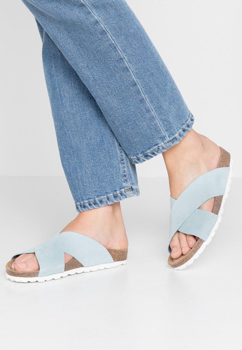 RE:DESIGNED - NALA - Sandaler - baby blue