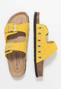RE:DESIGNED - Domácí obuv - yellow - 3