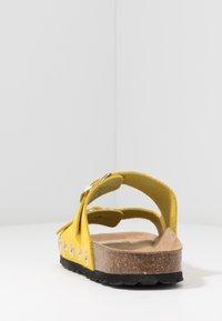 RE:DESIGNED - Domácí obuv - yellow - 5