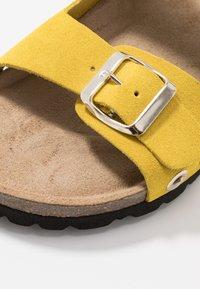 RE:DESIGNED - Domácí obuv - yellow - 2