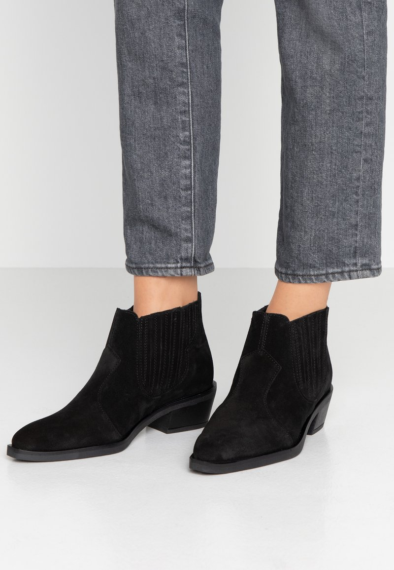 RE:DESIGNED - TORY  - Boots à talons - black